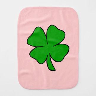 Irish Kids Baby Burp Cloth