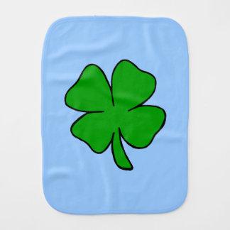Irish Kids Burp Cloths