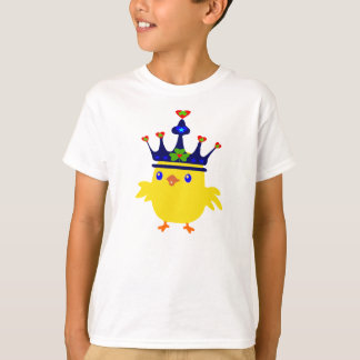 ♫♥Irish King Chicken Kids' Hilarious T-Shirt♥♪ T-Shirt