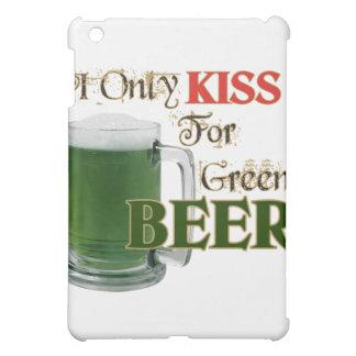 Irish Kiss 4 Beer - St Patrick's iPad Mini Case