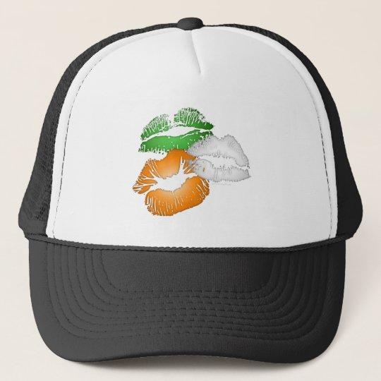 Irish Kisses Trucker Hat