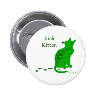 Irish Kitten-Button