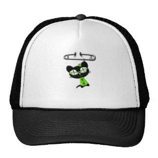 Irish Kitty Charm Trucker Hat