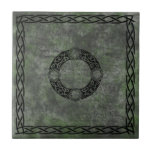 """Irish Knot Designs Ceramic Tile<br><div class=""""desc"""">Irish Knot Designs on your favorite products! Completely customize-able for text and color. Home products,  electronics and more!</div>"""