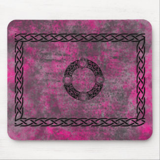 Irish Knot Designs Mouse Pad
