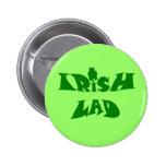 irish lad pin
