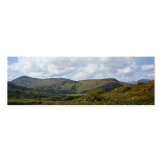 Irish Landscape Mini Business Card
