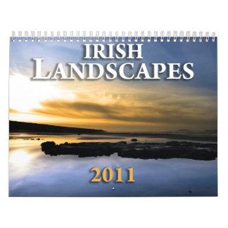 IRISH LANDSCAPES 2011 CALENDAR