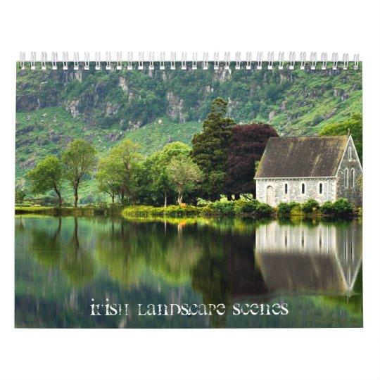 Irish Lanscape scenes Calendar