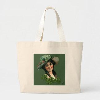 Irish Lass Canvas Bag