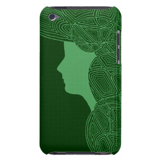 Irish Lass Barely There iPod Cover