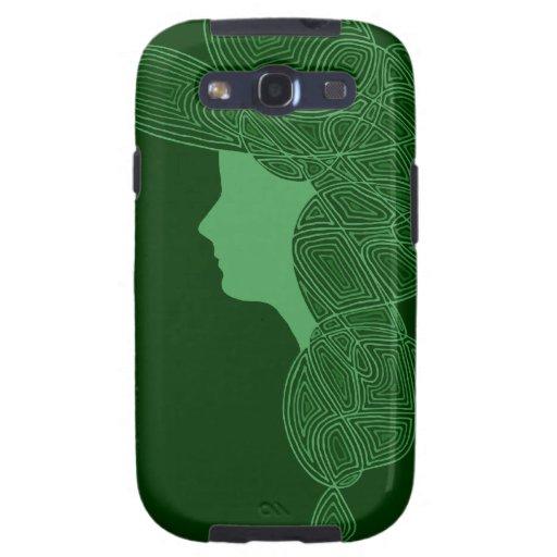 Irish Lass Galaxy SIII Covers