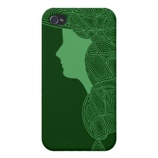 Irish Lass iPhone 4/4S Cover