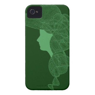Irish Lass iPhone 4 Case-Mate Case