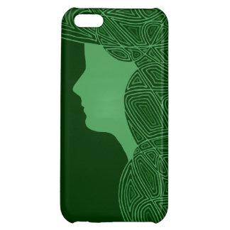 Irish Lass iPhone 5C Cover