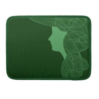 Irish Lass Sleeve For MacBook Pro