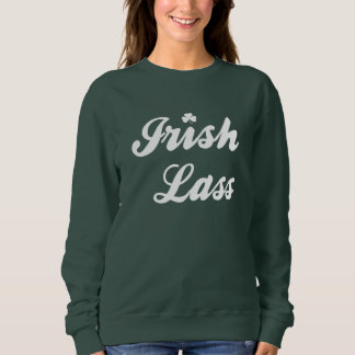 Irish Lass Sweatshirt