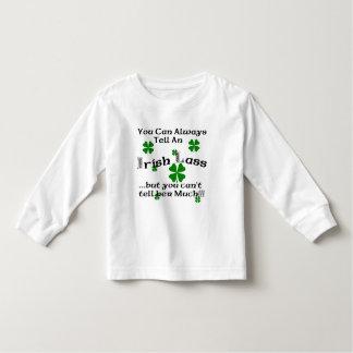Irish Lass - You Can Always Tell... Toddler T-shirt