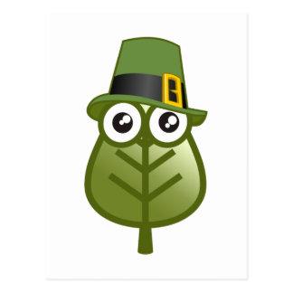 Irish Leaf Postcards