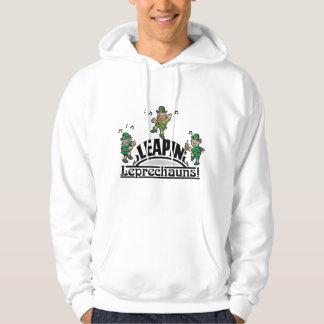 Irish Leaping Leprechauns T-Shirt