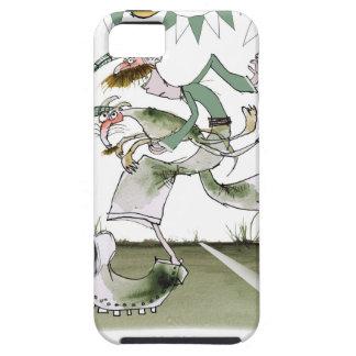 irish left wing footballer iPhone SE/5/5s case