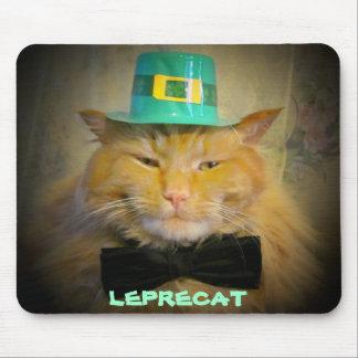 Irish Leprecat Mouse Pad