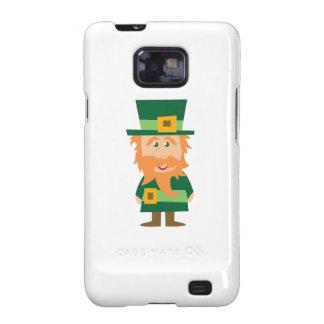 Irish Leprechaun Galaxy S2 Cases