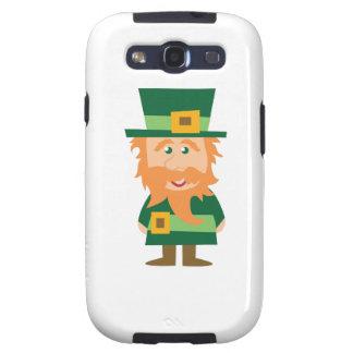 Irish Leprechaun Samsung Galaxy SIII Cases