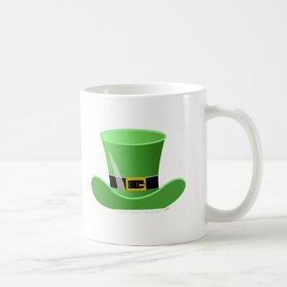 Irish Leprechaun Hat Lucky St. Patrick's Day Coffee Mug