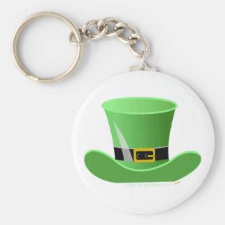 Irish Leprechaun Hat Lucky St. Patrick's Day Key Chain