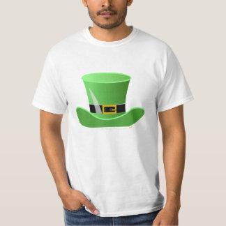 Irish Leprechaun Hat Lucky St. Patrick's Day T-Shirt