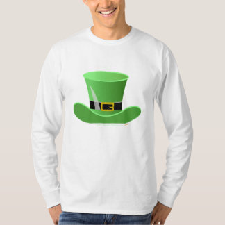 Irish Leprechaun Hat Lucky St. Patrick's Day T-Shirt