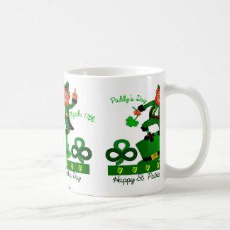 Irish Leprechaun image for mug