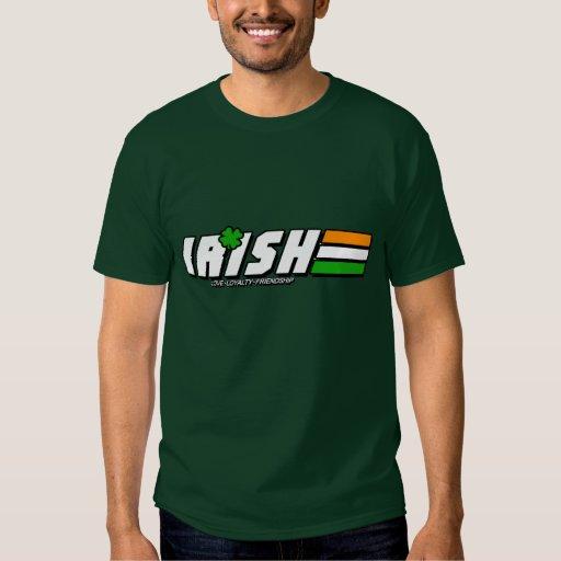 Irish Logo Front T-shirt