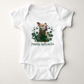 Irish Love Baby Bodysuit