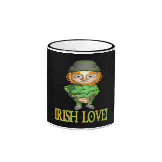 Irish Love Ringer Coffee Mug