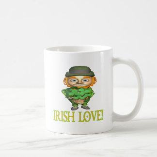 Irish Love Classic White Coffee Mug