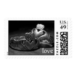 Irish Love Stamps