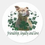 Irish Love Stickers