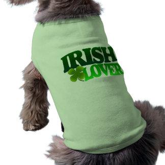 Irish Lover Dog Sweater St Patricks Day Pet Tshirt