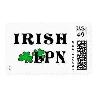 Irish LPN Postage
