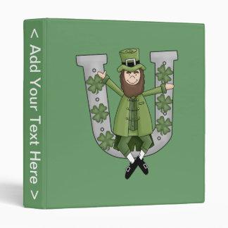Irish Luck Binder