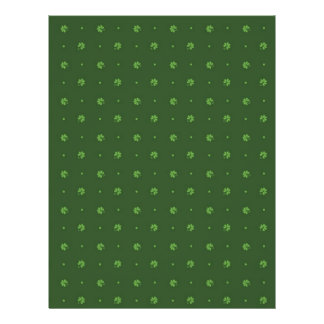 Irish Luck Dual-sided Scrapbook Paper