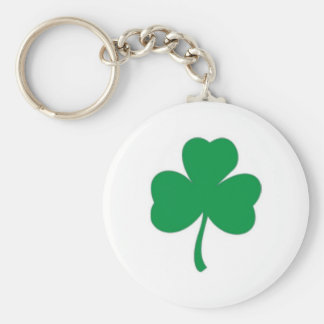 IRISH LUCK - Irish Shamrock Keychain
