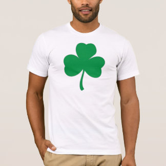 IRISH LUCK - Irish Shamrock T-Shirt