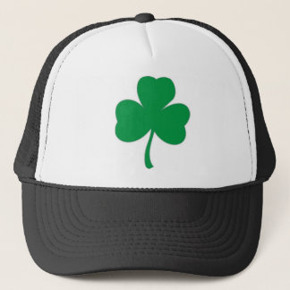 IRISH LUCK - Irish Shamrock Trucker Hat