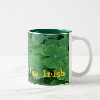 Irish Luck Mug