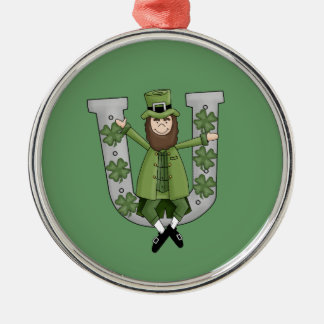 Irish Luck Christmas Tree Ornaments