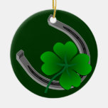 Irish Luck  St Patrick's Ornament Decorations Gift