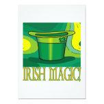 Irish Magic 5x7 Paper Invitation Card